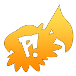 P! Logo big